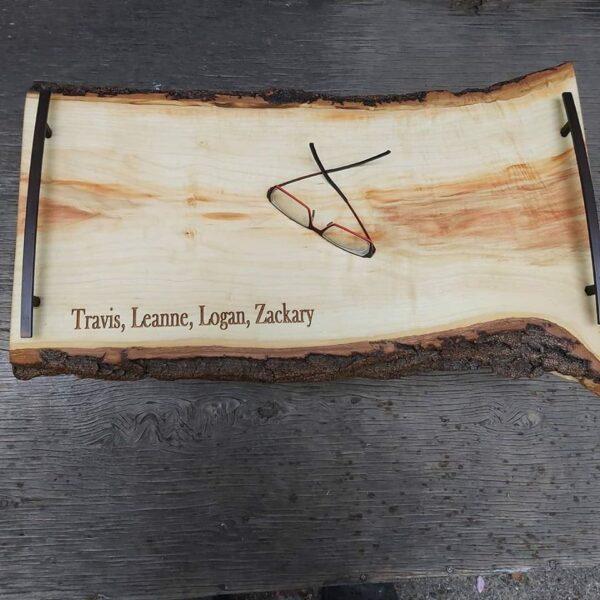 Set in Stone Cutting Board