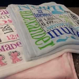 Blankets/Towels