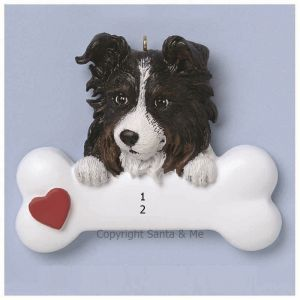 Australian Sheepdog Ornament