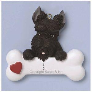 Scottie Dog Ornament