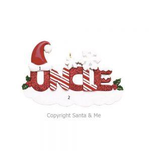 Uncle Ornament