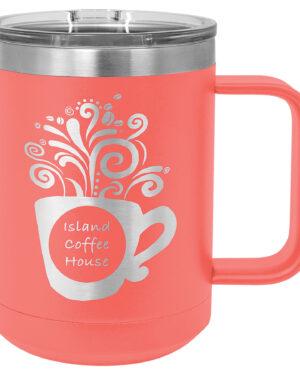 Insulated Slider Mug